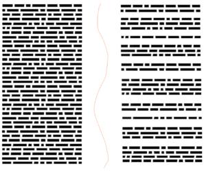 Два текста